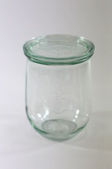 Picture of Tulip jars 1062ml diam 100