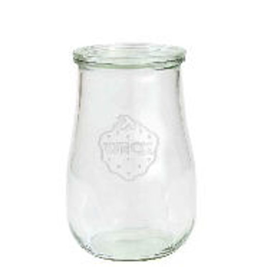 Picture of Tulip jars 1750ml diam 100