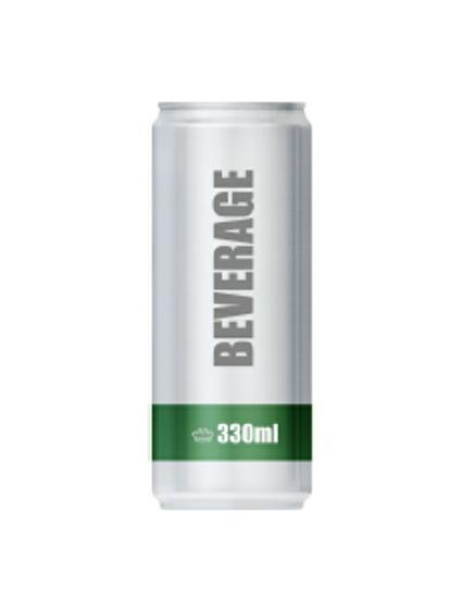 Imagen de Slim Beer Can 330 ml