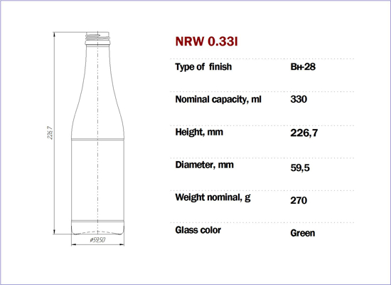 Picture of NRW 330 ml